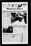 Spartan Daily, October 22, 1997 by San Jose State University, School of Journalism and Mass Communications