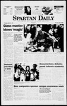 Spartan Daily, October 23, 1997 by San Jose State University, School of Journalism and Mass Communications