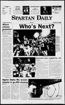 Spartan Daily, October 27, 1997 by San Jose State University, School of Journalism and Mass Communications
