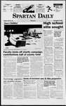 Spartan Daily, November 5, 1997 by San Jose State University, School of Journalism and Mass Communications