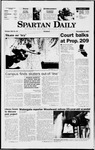Spartan Daily, November 6, 1997 by San Jose State University, School of Journalism and Mass Communications