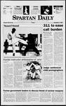 Spartan Daily, November 7, 1997