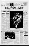Spartan Daily, November 10, 1997