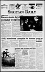 Spartan Daily, November 11, 1997 by San Jose State University, School of Journalism and Mass Communications