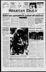 Spartan Daily, November 12, 1997 by San Jose State University, School of Journalism and Mass Communications