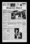 Spartan Daily, November 17, 1997 by San Jose State University, School of Journalism and Mass Communications