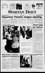 Spartan Daily, November 19, 1997 by San Jose State University, School of Journalism and Mass Communications