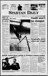 Spartan Daily, November 21, 1997