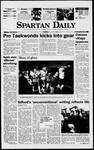 Spartan Daily, November 24, 1997