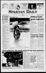 Spartan Daily, November 25, 1997 by San Jose State University, School of Journalism and Mass Communications