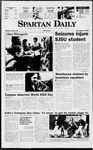 Spartan Daily, December 3, 1997 by San Jose State University, School of Journalism and Mass Communications