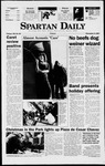 Spartan Daily, December 9, 1997 by San Jose State University, School of Journalism and Mass Communications