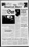 Spartan Daily, January 21, 1998 by San Jose State University, School of Journalism and Mass Communications