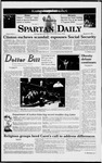 Spartan Daily, January 28, 1998 by San Jose State University, School of Journalism and Mass Communications
