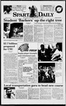 Spartan Daily, January 29, 1998 by San Jose State University, School of Journalism and Mass Communications