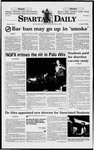 Spartan Daily, January 30, 1998 by San Jose State University, School of Journalism and Mass Communications