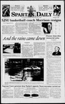 Spartan Daily, February 4, 1998 by San Jose State University, School of Journalism and Mass Communications