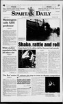Spartan Daily, February 6, 1998 by San Jose State University, School of Journalism and Mass Communications