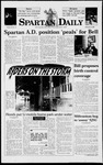 Spartan Daily, February 9, 1998 by San Jose State University, School of Journalism and Mass Communications