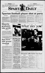Spartan Daily, February 11, 1998 by San Jose State University, School of Journalism and Mass Communications