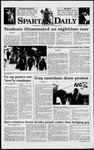 Spartan Daily, February 12, 1998 by San Jose State University, School of Journalism and Mass Communications