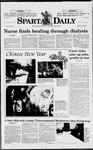 Spartan Daily, February 16, 1998
