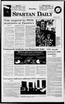 Spartan Daily, February 19, 1998 by San Jose State University, School of Journalism and Mass Communications
