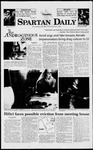 Spartan Daily, February 24, 1998 by San Jose State University, School of Journalism and Mass Communications