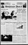 Spartan Daily, March 3, 1998 by San Jose State University, School of Journalism and Mass Communications