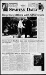 Spartan Daily, March 10, 1998 by San Jose State University, School of Journalism and Mass Communications