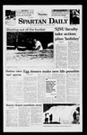 Spartan Daily, March 12, 1998 by San Jose State University, School of Journalism and Mass Communications