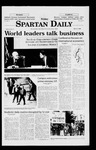 Spartan Daily, March 13, 1998 by San Jose State University, School of Journalism and Mass Communications