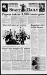 Spartan Daily, March 17, 1998 by San Jose State University, School of Journalism and Mass Communications