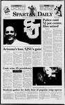 Spartan Daily, March 31, 1998 by San Jose State University, School of Journalism and Mass Communications
