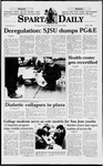 Spartan Daily, April 1, 1998 by San Jose State University, School of Journalism and Mass Communications