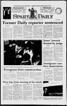 Spartan Daily, April 2, 1998 by San Jose State University, School of Journalism and Mass Communications