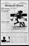 Spartan Daily, April 6, 1998 by San Jose State University, School of Journalism and Mass Communications