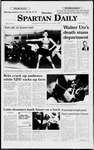 Spartan Daily, April 9, 1998 by San Jose State University, School of Journalism and Mass Communications