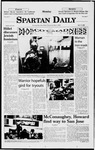 Spartan Daily, April 13, 1998 by San Jose State University, School of Journalism and Mass Communications