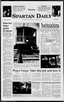 Spartan Daily, April 16, 1998 by San Jose State University, School of Journalism and Mass Communications