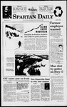 Spartan Daily, April 22, 1998 by San Jose State University, School of Journalism and Mass Communications