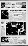 Spartan Daily, April 27, 1998 by San Jose State University, School of Journalism and Mass Communications