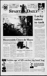 Spartan Daily, May 4, 1998 by San Jose State University, School of Journalism and Mass Communications