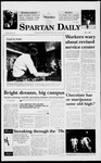 Spartan Daily, May 7, 1998 by San Jose State University, School of Journalism and Mass Communications