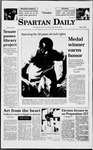 Spartan Daily, May 12, 1998 by San Jose State University, School of Journalism and Mass Communications