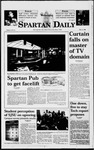 Spartan Daily, May 13, 1998 by San Jose State University, School of Journalism and Mass Communications