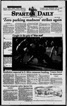 Spartan Daily, August 26, 1998 by San Jose State University, School of Journalism and Mass Communications
