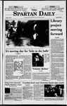 Spartan Daily, August 28, 1998 by San Jose State University, School of Journalism and Mass Communications