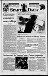 Spartan Daily, September 2, 1998 by San Jose State University, School of Journalism and Mass Communications