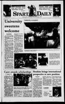 Spartan Daily, September 3, 1998 by San Jose State University, School of Journalism and Mass Communications